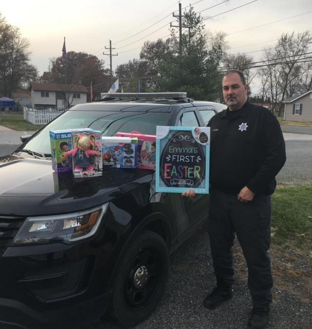 South Roxana Police Department continually shows care for its community