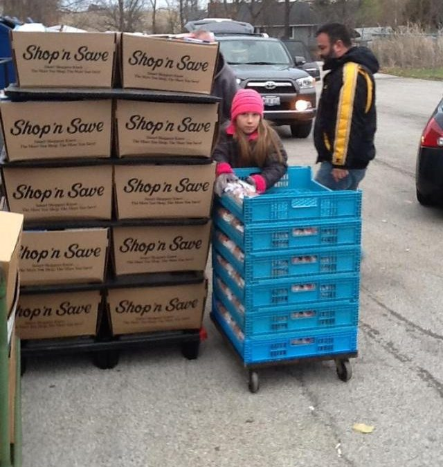Benevolent baskets: Alton police deliver community cheer through food